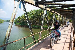 Motorcycle Tour Goa, Royal Enfield Tour Goa, Motorbike Tour Goa